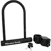 Master Lock Bike U-Lock with Shackle Clearance