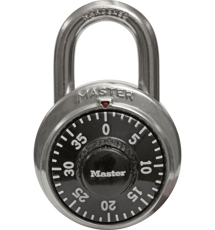 Master Lock Dial Combination Lock