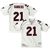Mitchell & Ness Men's 1992 Home Game Jersey Atlanta Falcons Deion Sanders #21