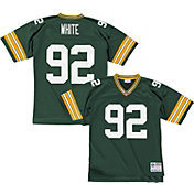 Mitchell & Ness Men's 1996 Home Game Jersey Green Bay Packers Reggie White #92
