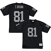 Mitchell & Ness Men's 1997 Home Game Jersey Oakland Raiders Tim Brown #81