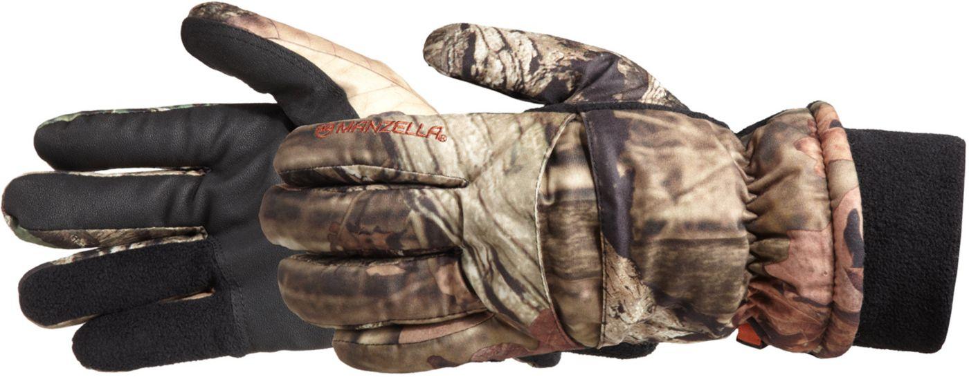 Manzella Insulated Tricot Gloves