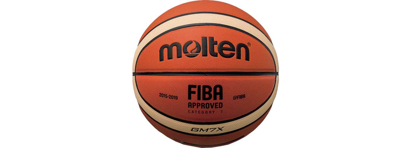 Molten GMX Official Basketball (29.5'')