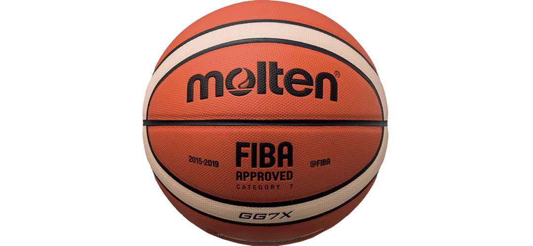 77f94f69fda426 Molten GGX Official Basketball (29.5'') | DICK'S Sporting Goods