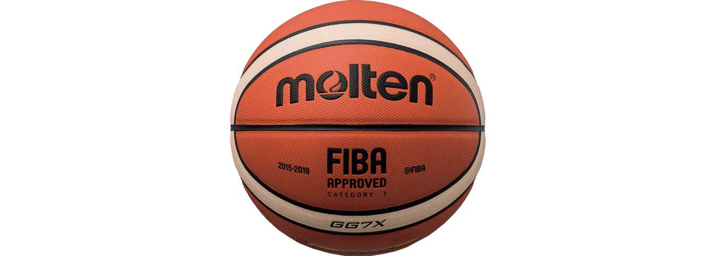 Molten GGX Official Basketball (29.5'')