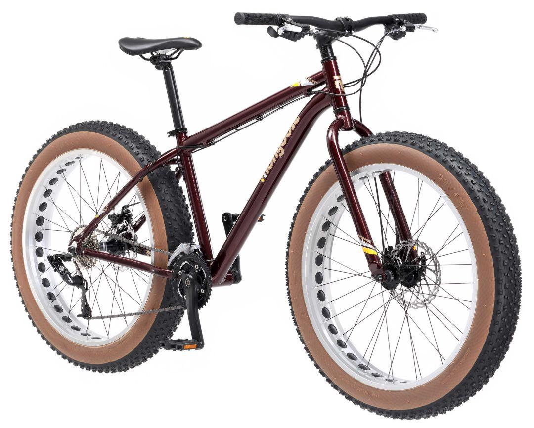 Mongoose Men's Vinson Mountain Bike