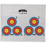 Morrell 3-Spot Archery Target Face