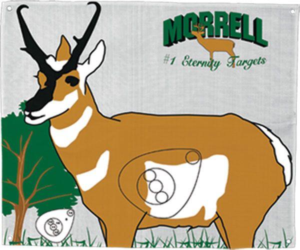 Morrell Antelope Archery Target Face