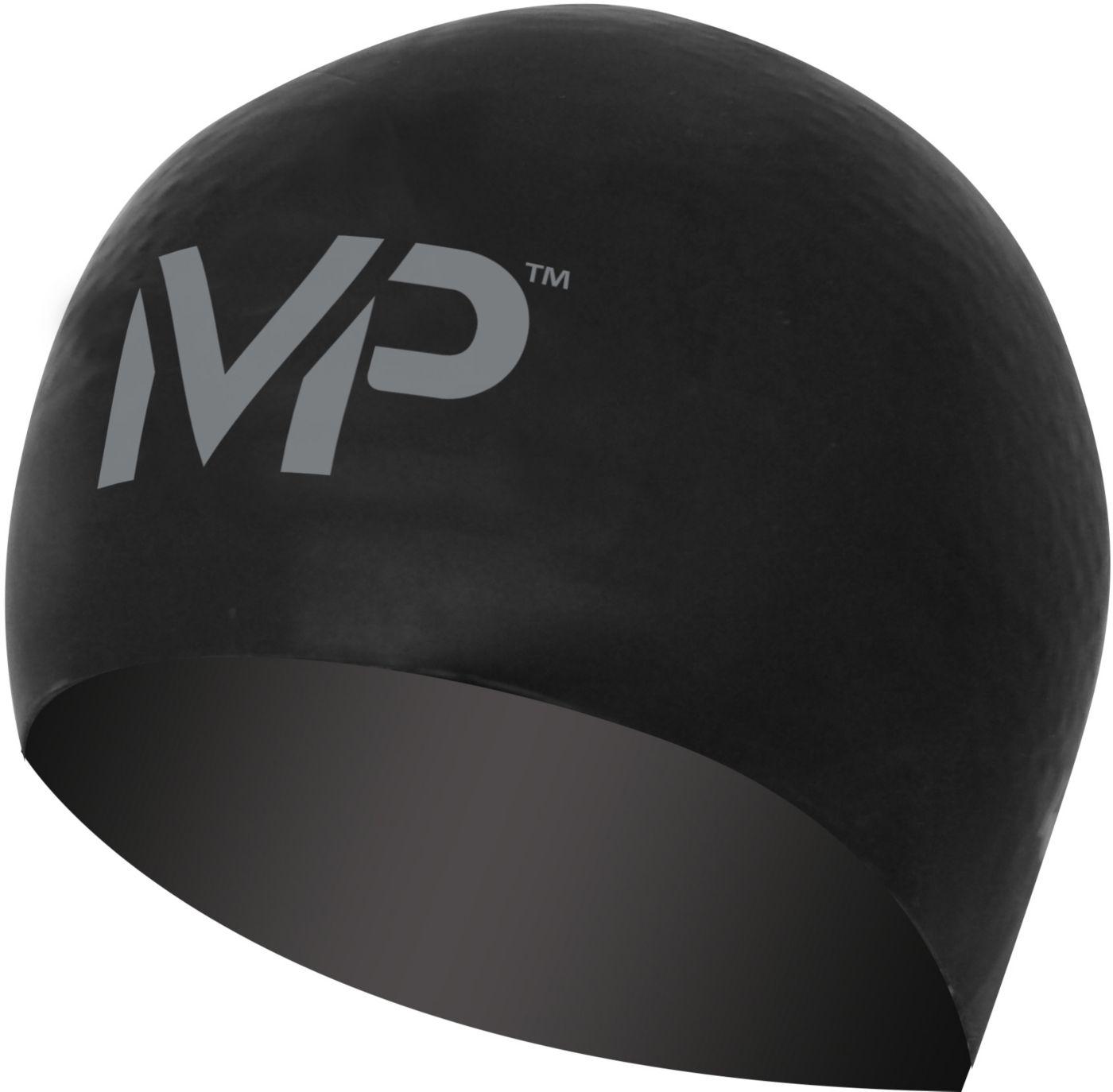 MP Michael Phelps Race Swim Cap
