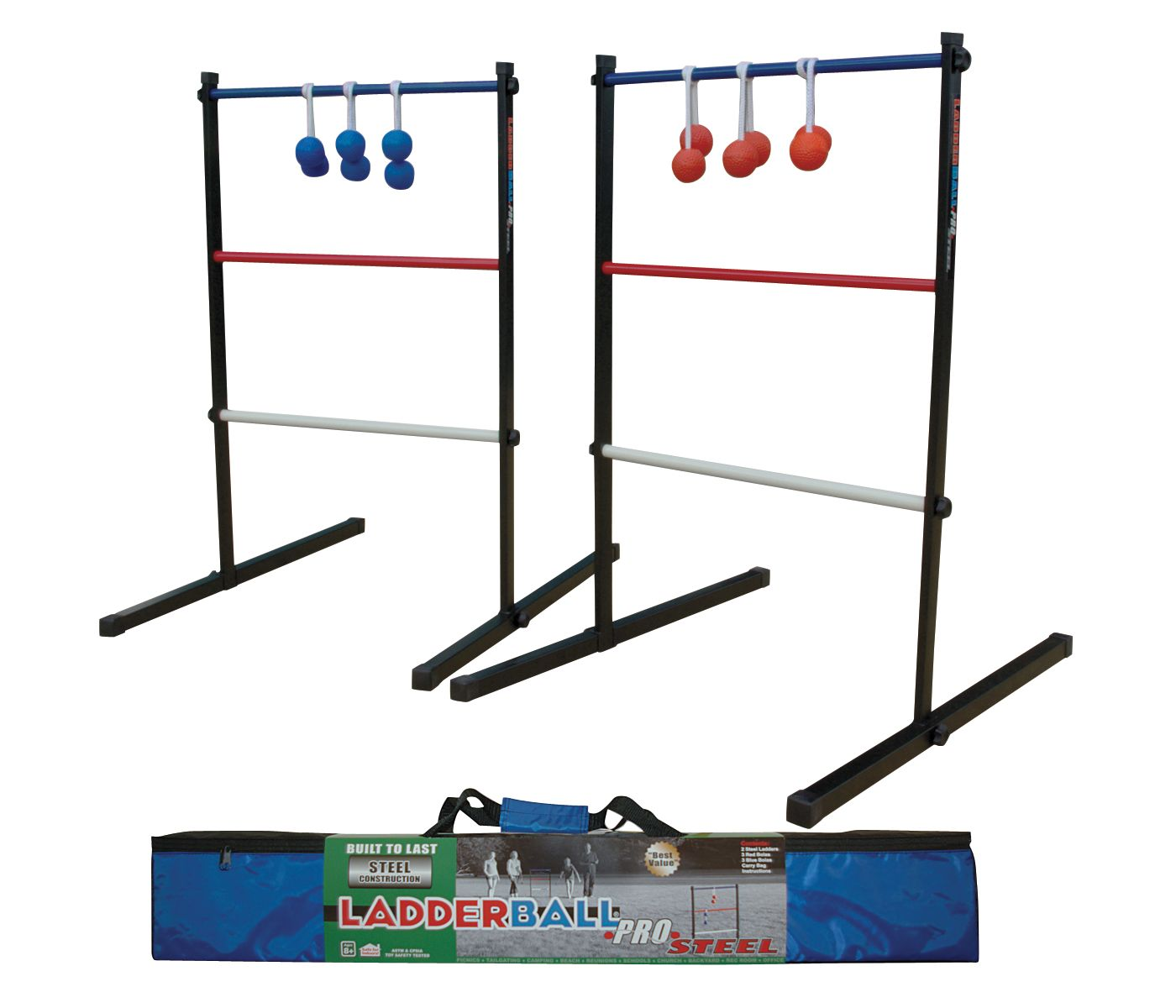 Maranda Ladderball Pro Steel Game