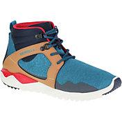 Merrell Men's 1SIX8 Lace Mid Hiking Boots