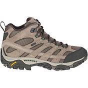Merrell Men's Moab 2 Mid Waterproof Hiking Boots