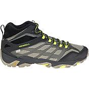 Merrell Men's Moab FST Mid Waterproof Hiking Boots