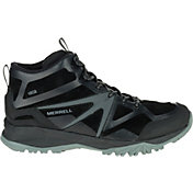 Merrell Men's Capra Bolt Leather Mid Waterproof Hiking Boots