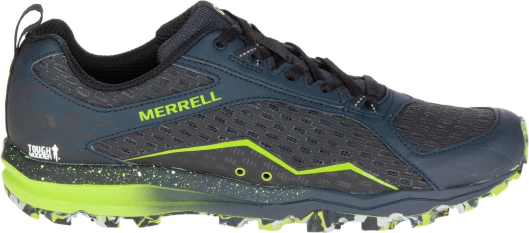 Merrell Men's All Out Crush Tough Mudder Shoes   GO Outdoors