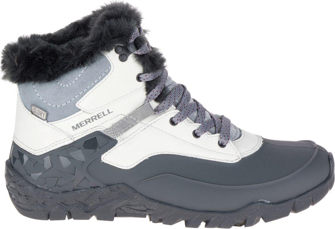 de63312254 Merrell Women's Aurora ICE+ 6'' 200g Waterproof Winter Boots
