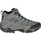 Merrell Women's Moab 2 Mid Waterproof Hiking Shoes