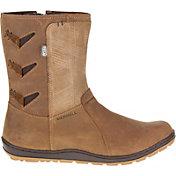 Merrell Women's Ashland Vee Mid Waterproof Boots