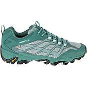 Merrell Women's Moab FST Low Waterproof Hiking Shoes