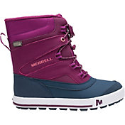 Merrell Kids' Snowbank 2.0 Insulated Waterproof Winter Boots