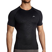 Mission Men's Compression Short Sleeve Top