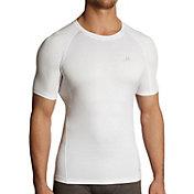 Mission Men's Compression Short Sleeve Top