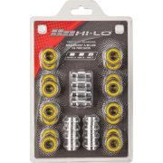 Mission ABEC 7 608 Roller Hockey Skate Bearings – 16 Pack
