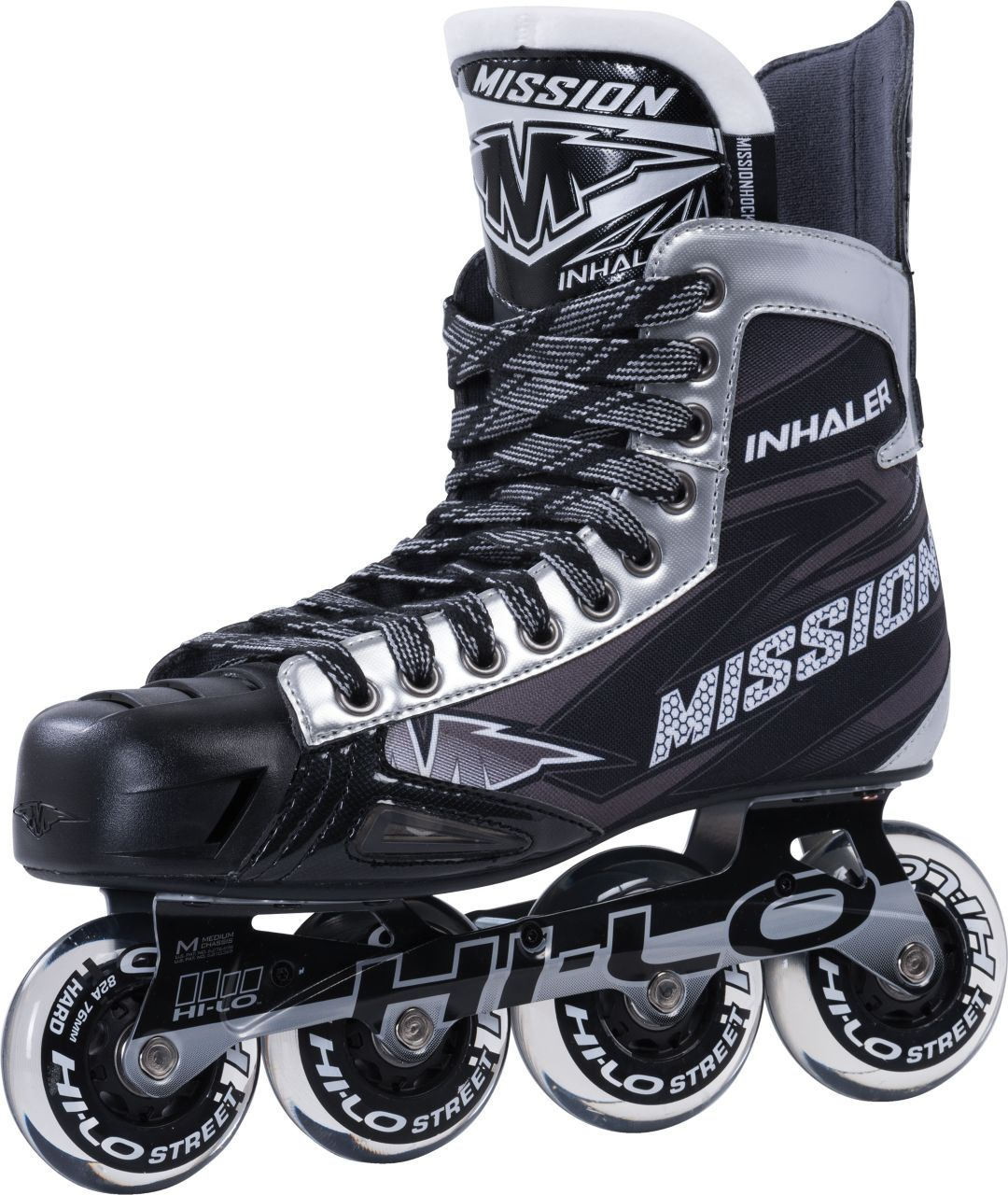 Mission Junior Inhaler NLS6 Roller Hockey Skates in 2019
