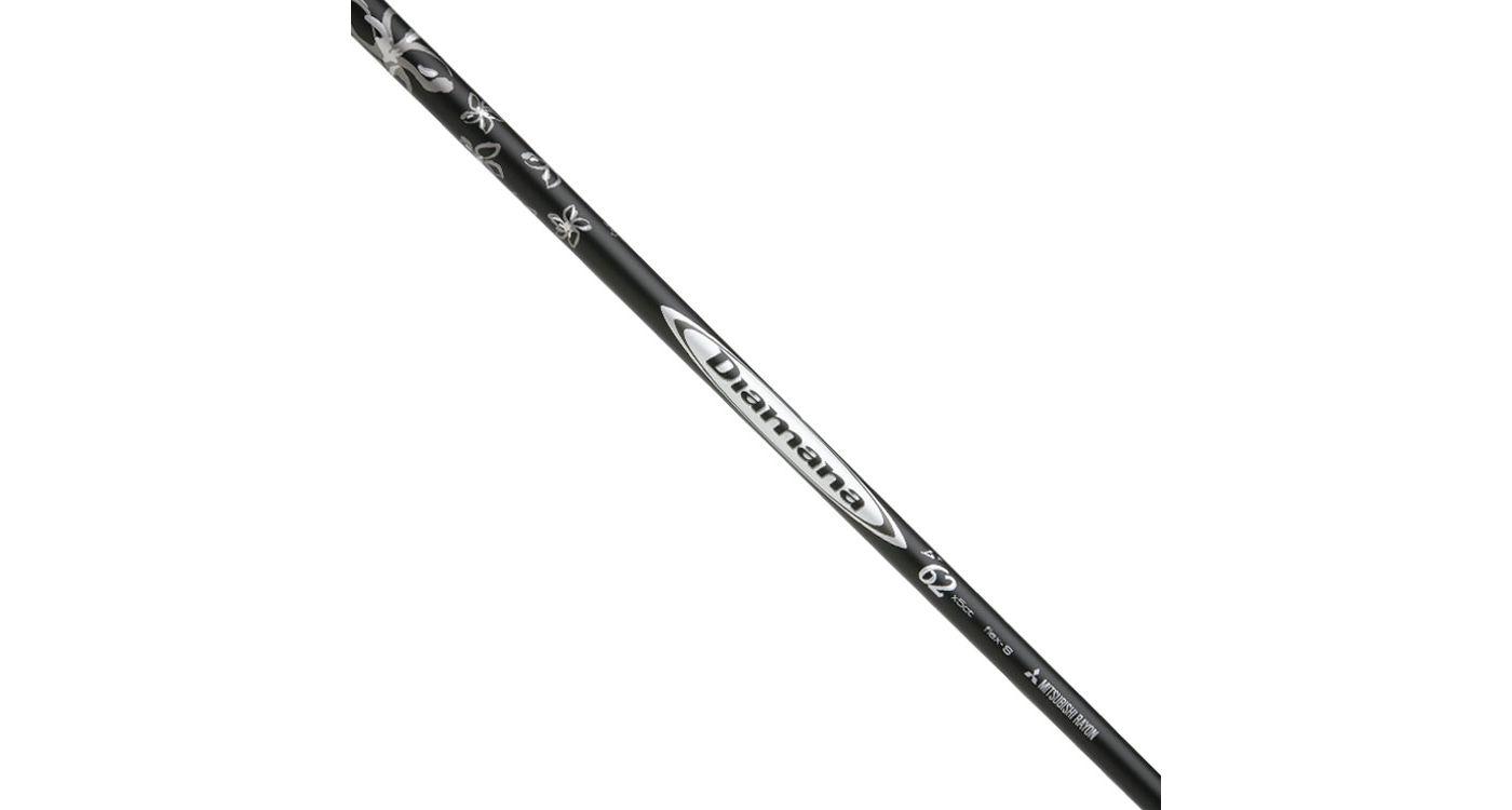 Mitsubishi Rayon Diamana D+ .335 Graphite Wood Shaft