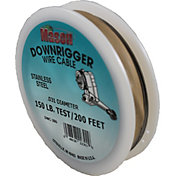 Mason Tackle Company Stainless Steel Downrigger Cable- 200' Spool