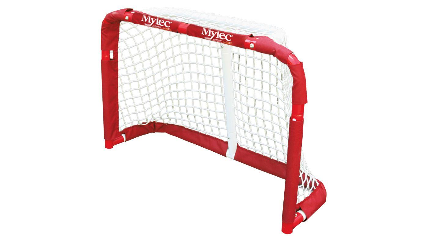 Mylec 3' x 2' Mini Steel Ice Hockey Goal