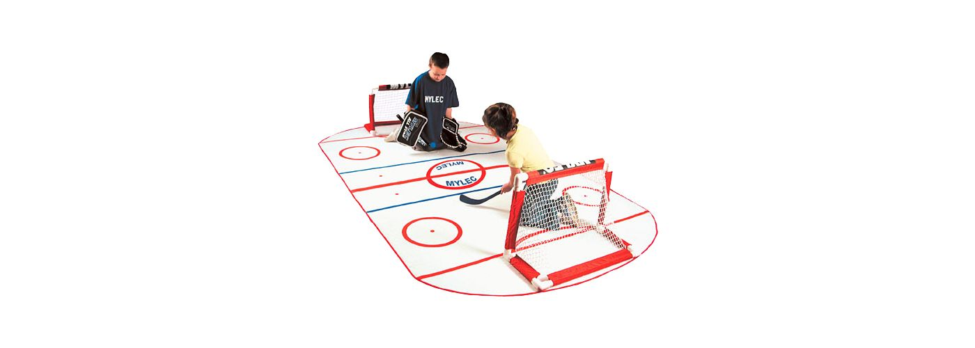 Mylec Mini Shini Knee Hockey Mat