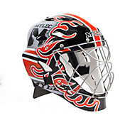 Mylec Junior Ultra Pro II Flame Street Hockey Goalie Mask