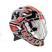 Mylec Junior Ultra Pro II Flame Street Hockey Goalie Mask