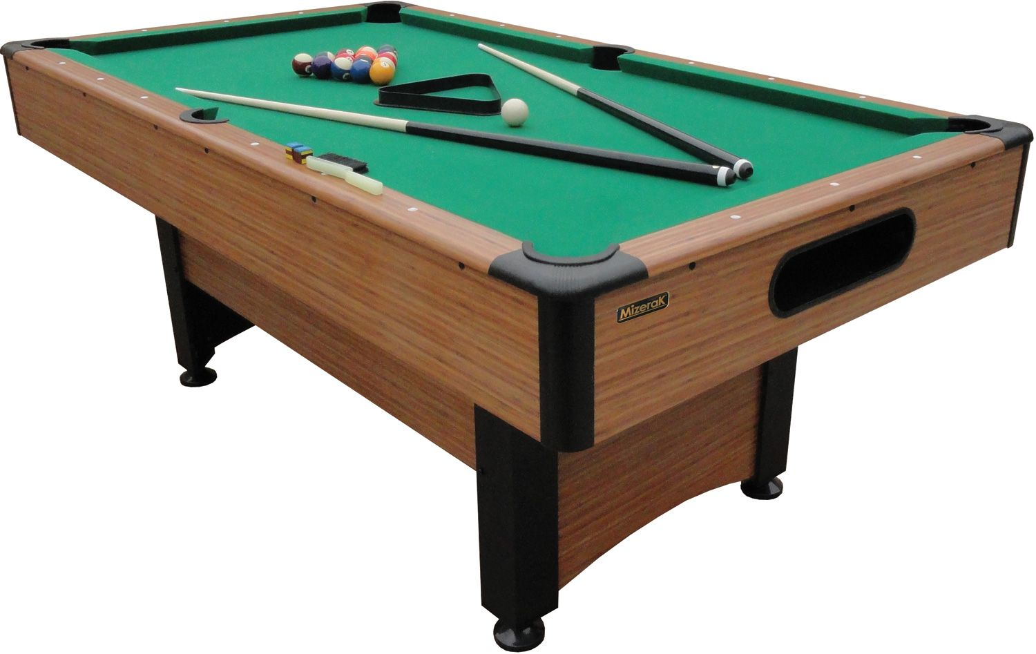 Mizerak Dynasty Space Saver FT Pool Table DICKS Sporting Goods - Sports authority pool table
