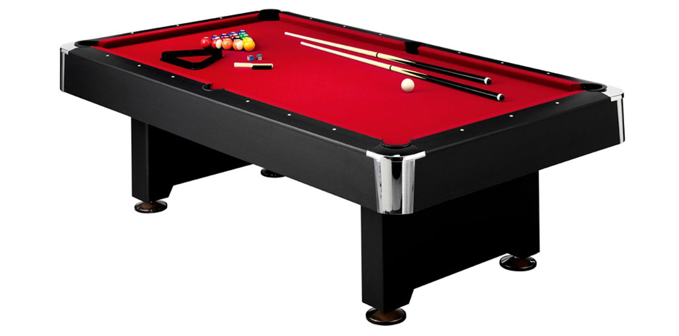 Mizerak Donovan II Slatron 8 FT Pool Table