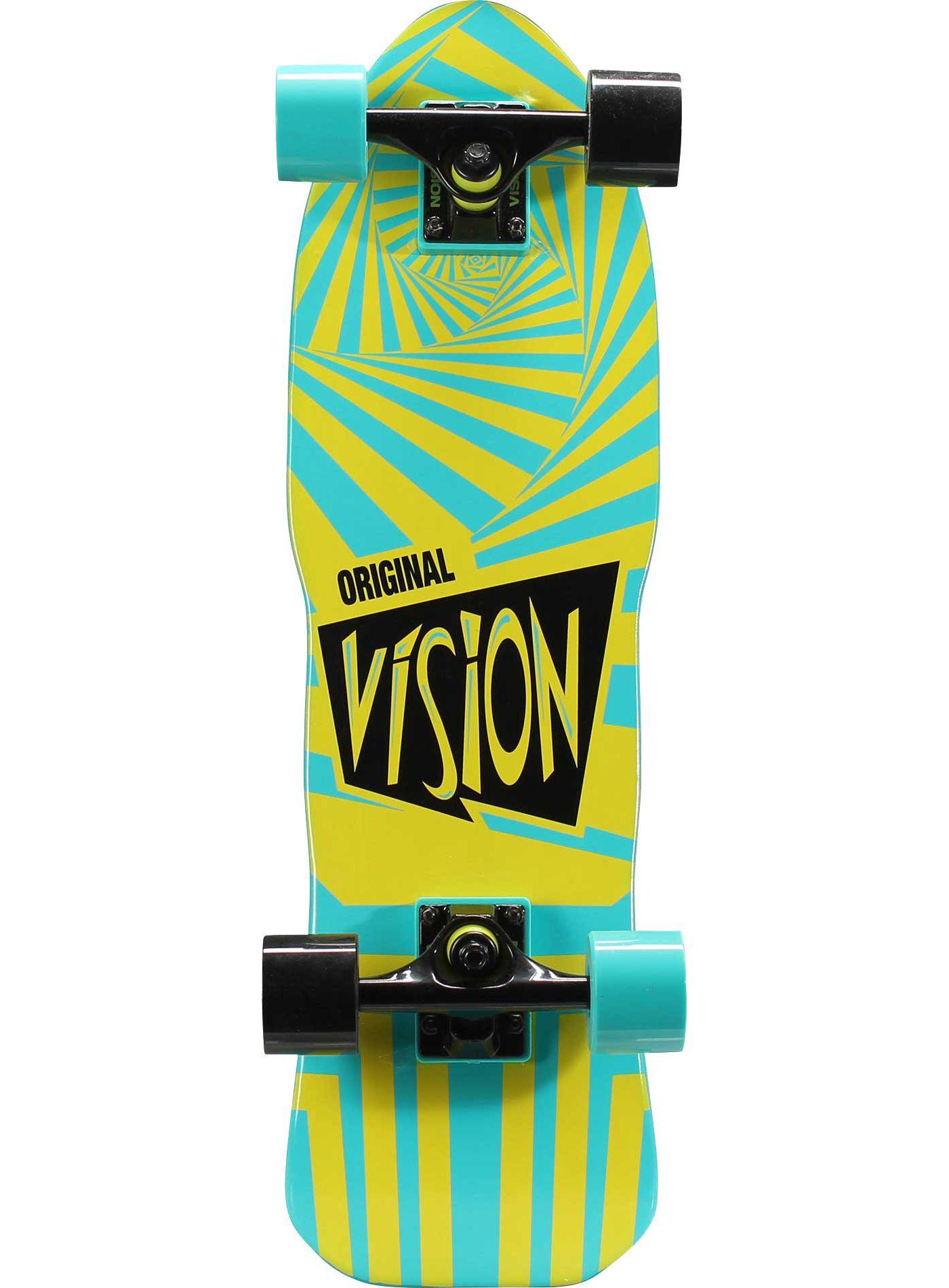 Vision 26'' Mini Cruiser Complete Skateboard