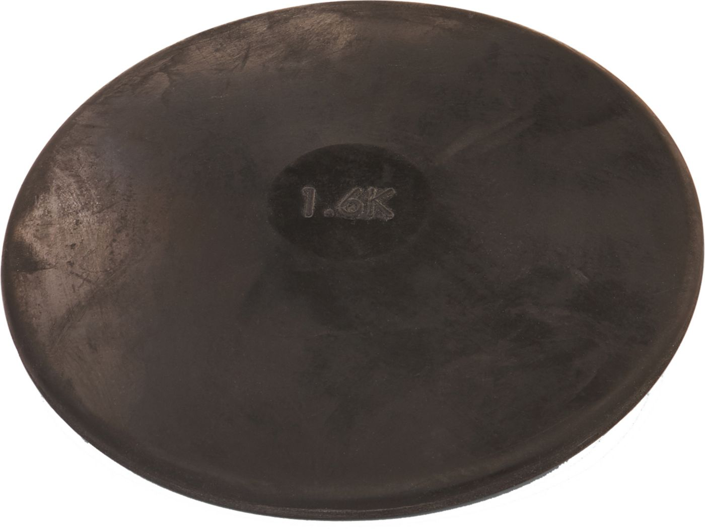 Nelco 2K Official Black Rubber Discus