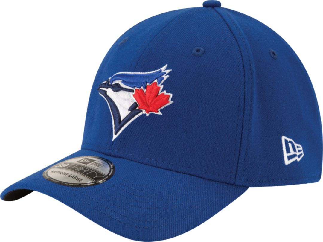 separation shoes 2cdbd c992d New Era Men's Toronto Blue Jays 39Thirty Classic Royal Stretch Fit Hat