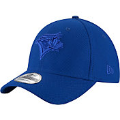 New Era Men's Toronto Blue Jays 39Thirty Diamond Era Tone Tech Royal Stretch Fit Hat