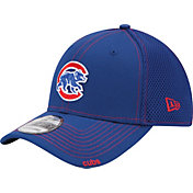 New Era Men's Chicago Cubs 39Thirty Royal Neo Stretch Fit Hat