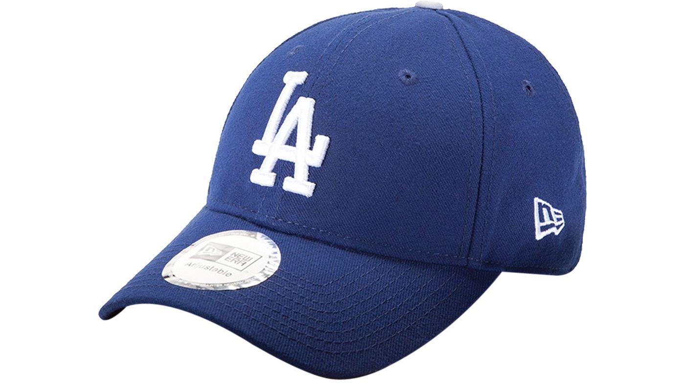 New Era Men's Los Angeles Dodgers 9Forty Pinch Hitter Royal Adjustable Hat