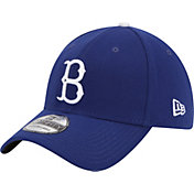 New Era Men's Brooklyn Dodgers 39Thirty Classic Royal Stretch Fit Hat
