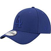 New Era Men's Los Angeles Dodgers 39Thirty Diamond Era Tone Tech Royal Stretch Fit Hat