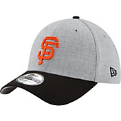 New Era Men's San Francisco Giants 39Thirty Change Up Redux Grey Stretch Fit Hat