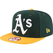 New Era Men's Oakland Athletics 9Fifty Grand Logo Adjustable Hat