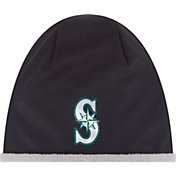 New Era Men's Seattle Mariners Authentic Collection Tech Knit Hat