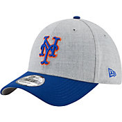 New Era Men's New York Mets 39Thirty Change Up Redux Grey Stretch Fit Hat