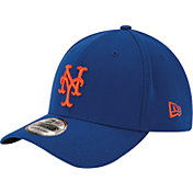 New Era Men's New York Mets 39Thirty Classic Royal Stretch Fit Hat