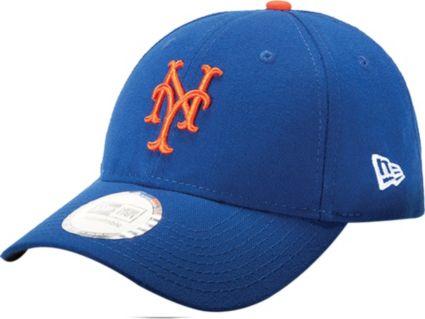 f8848b7db08 New Era Men s New York Mets 9Forty Pinch Hitter Royal Adjustable Hat.  noImageFound
